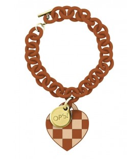 Ops!Objects Bracciale Collezione Damier opsbr-107
