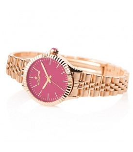 Hoops orologio Collezione Luxury Gold Rosa 2560LG-10