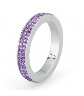 Anello S'agapo' SCR32 Crystal Ring