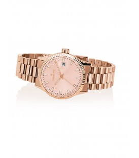 HOOPS Luxury L rose gold 2590LG05 champagne