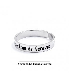 ANELLO MARLU' 18AN061-M BE FRIEND FOREVER