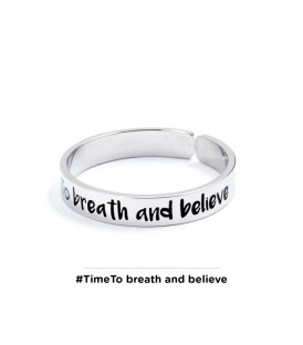ANELLO MARLU' 18AN063-M BREATH AND BELIEVE